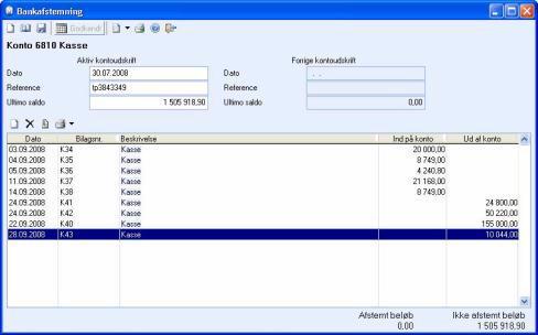 Online datasikkerhet andre dato